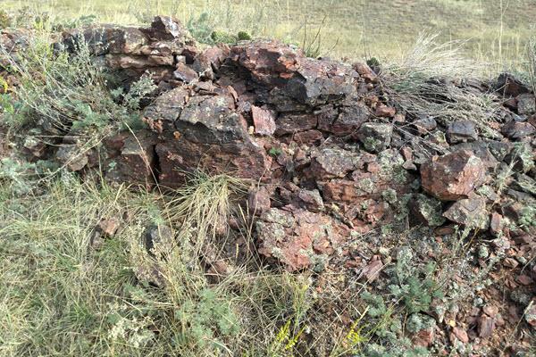Elesador Buchite InSitu Clinker